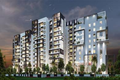 1280 sqft, 2 bhk Apartment in Keerthi Surya Shakti Towers ITPL, Bangalore at Rs. 69.1300 Lacs