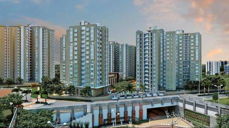 1047 sqft, 2 bhk Apartment in DivyaSree Republic of Whitefield Brookefield, Bangalore at Rs. 59.0000 Lacs