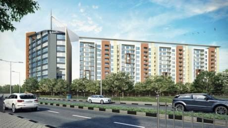 1237 sqft, 2 bhk Apartment in Navami Funique Hosa Road, Bangalore at Rs. 44.6500 Lacs