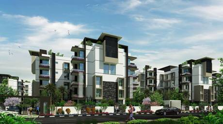 1100 sqft, 2 bhk Apartment in Krishna Mystiq Begur, Bangalore at Rs. 52.2500 Lacs