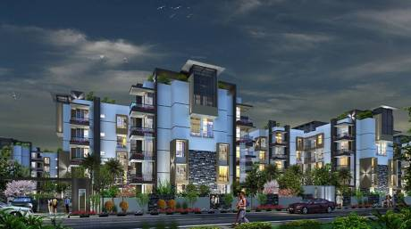 1375 sqft, 3 bhk Apartment in Krishna Mystiq Begur, Bangalore at Rs. 64.9300 Lacs
