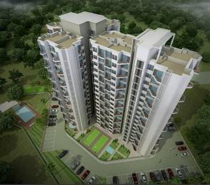 1062 sqft, 2 bhk Apartment in Ajmera Exotica Wagholi, Pune at Rs. 52.4800 Lacs