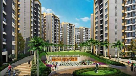 1102 sqft, 2 bhk Apartment in Pride World City Lohegaon, Pune at Rs. 55.6500 Lacs