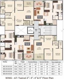 1441 sqft, 3 bhk Apartment in Mantra 29 Gold Coast Phase 1 Dhanori, Pune at Rs. 79.0000 Lacs