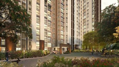 1200 sqft, 3 bhk Apartment in Builder Project Thane West, Mumbai at Rs. 1.2000 Cr