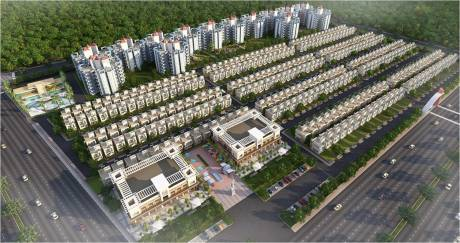 915 sqft, 2 bhk Apartment in Builder antriksh nri city Sidcul, Haridwar at Rs. 30.0000 Lacs