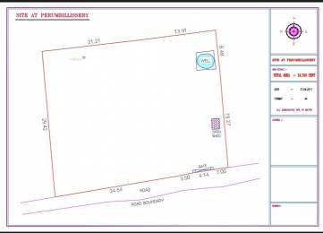 1728 sqft, Plot in Builder Project Cherpu, Thrissur at Rs. 86.6200 Lacs