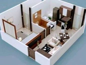 670 sqft, 1 bhk Apartment in Builder Project Ravet, Pune at Rs. 14000