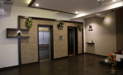 1200 sqft, 2 bhk Apartment in Builder Project Mannagudda, Mangalore at Rs. 15000