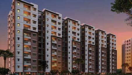1108 sqft, 3 bhk Apartment in Provident Kenworth Rajendra Nagar, Hyderabad at Rs. 53.1840 Lacs