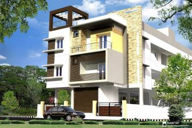 870 sqft, 2 bhk Apartment in Patson Pyramid Pallavaram, Chennai at Rs. 15000