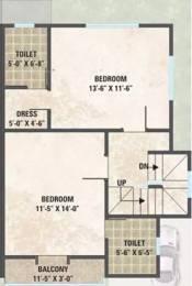 1208 sqft, 3 bhk Villa in Rosedale Vatika I Atladara, Vadodara at Rs. 55.0000 Lacs