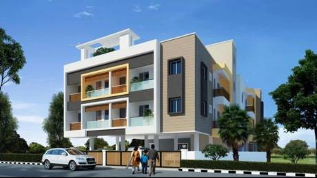 1195 sqft, 3 bhk Apartment in Builder sakthi flatsss Banu Nagar, Chennai at Rs. 50.8000 Lacs