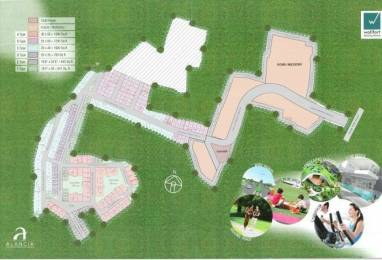 1200 sqft, Plot in Builder ALANCIA WALLFORT Tatibandh, Raipur at Rs. 17.9000 Lacs