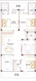 2790 sqft, 4 bhk BuilderFloor in Vipul Floors Sector 48, Gurgaon at Rs. 1.3500 Cr