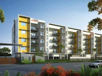 1257 sqft, 2 bhk Apartment in Casagrand Woodside Manapakkam, Chennai at Rs. 64.1070 Lacs