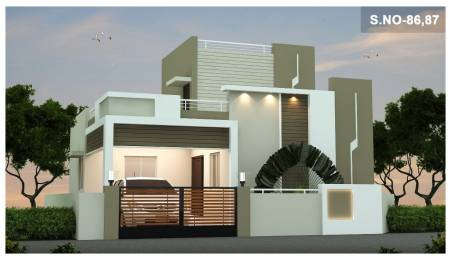 907 sqft, 2 bhk IndependentHouse in Builder ADITHYAA GRAND SEZ Keeranatham Road, Coimbatore at Rs. 25.0000 Lacs