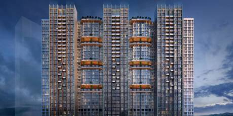 669 sqft, 2 bhk Apartment in Builder Kanakia codename future mumbai, Mumbai at Rs. 2.0200 Cr