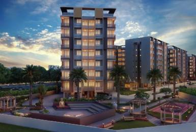 634 sqft, 2 bhk Apartment in Megaplex Commanders Heera Siddhi Homes Rasayani, Mumbai at Rs. 39.7383 Lacs