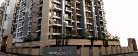 713 sqft, 1 bhk Apartment in Satyam Majestic Ulwe, Mumbai at Rs. 52.0000 Lacs