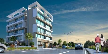 672 sqft, 1 bhk Apartment in Apex Marvel Ulwe, Mumbai at Rs. 45.0000 Lacs
