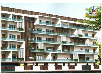 1235 sqft, 2 bhk Apartment in Sonin Soni Tranquil JP Nagar Phase 7, Bangalore at Rs. 70.0000 Lacs