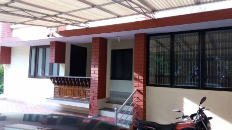 1900 sqft, 3 bhk IndependentHouse in Builder Project Ambalamukku, Trivandrum at Rs. 12000