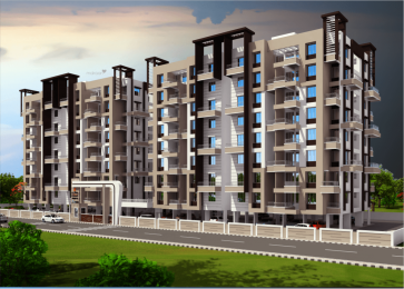 585 sqft, 2 bhk Apartment in Nexus Ultra Residency Chikhali, Pune at Rs. 46.7053 Lacs