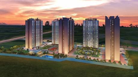 477 sqft, 1 bhk Apartment in Kolte Patil Life Republic ORO Avenue Hinjewadi, Pune at Rs. 32.1121 Lacs