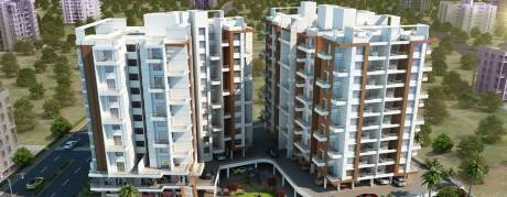 718 sqft, 2 bhk Apartment in Vision Indramegh Tathawade, Pune at Rs. 57.2300 Lacs