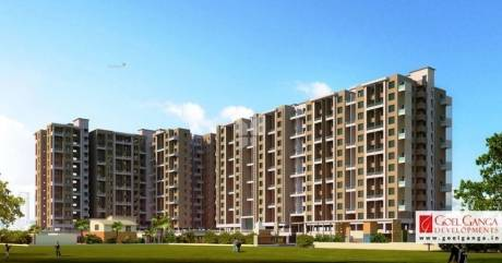 962 sqft, 2 bhk Apartment in Goel Ganga Ganga Amber Tathawade, Pune at Rs. 66.5400 Lacs