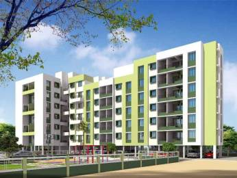 697 sqft, 2 bhk Apartment in Yogesh Gandharva Nagari Villa Phase 2 Moshi, Pune at Rs. 28.1900 Lacs