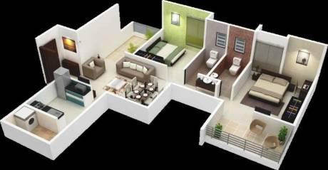 1210 sqft, 2 bhk Apartment in Yash Rhythm Kondhwa, Pune at Rs. 71.0000 Lacs