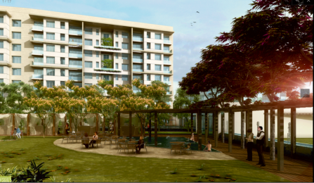 1600 sqft, 3 bhk Apartment in Lodha Eternis Serena A Andheri East, Mumbai at Rs. 2.6000 Cr