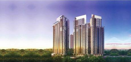 380 sqft, 1 bhk Apartment in Builder Radius Anantya Subvention Scheme Till 2024 Chembur East, Mumbai at Rs. 63.0000 Lacs