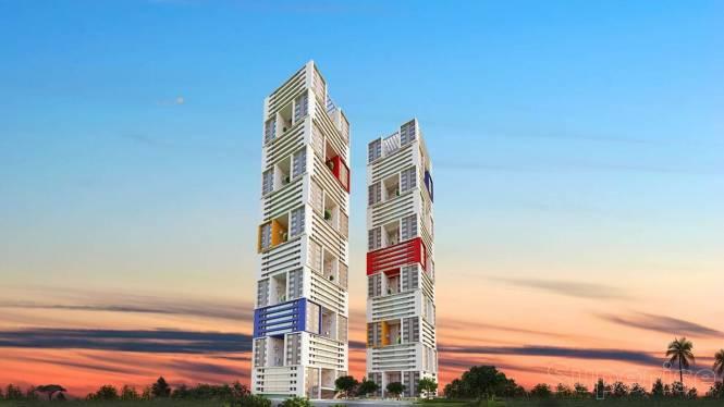 850 sqft, 2 bhk Apartment in Builder Adhiraj Capital City No EMI Scheme till Oct 2020 Kharghar, Mumbai at Rs. 75.0000 Lacs
