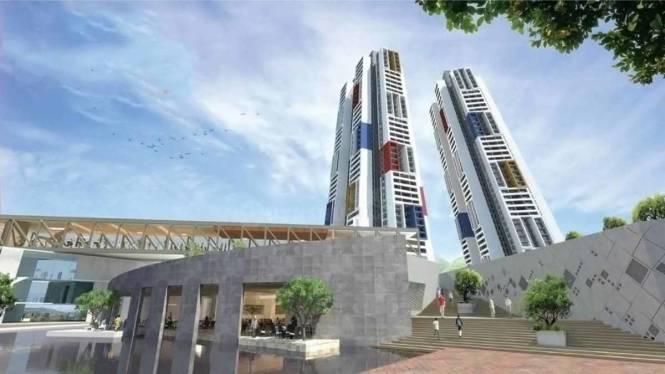 1500 sqft, 3 bhk Apartment in Builder Adhiraj Capital City Subvention Scheme till Oct 2020 Kharghar, Mumbai at Rs. 1.2500 Cr