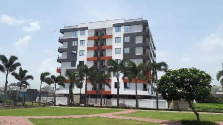 635 sqft, 1 bhk Apartment in Builder Orion Heightss Vijay Nagar, Indore at Rs. 17.3000 Lacs