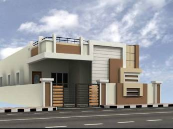 900 sqft, 2 bhk IndependentHouse in Builder Project Ajit Singh Nagar, Vijayawada at Rs. 48.0000 Lacs
