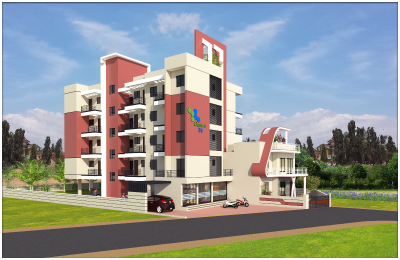 525 sqft, 1 bhk Apartment in Ozone 24 Talegaon Dabhade, Pune at Rs. 25.0000 Lacs
