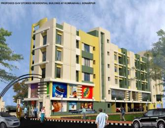 823 sqft, 2 bhk Apartment in Builder ANANTH Kamalgachhi More, Kolkata at Rs. 34.4510 Lacs