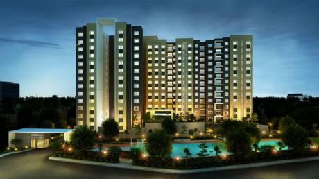 1115 sqft, 2 bhk Apartment in Casagrand Northern Star Madhavaram, Chennai at Rs. 52.9625 Lacs