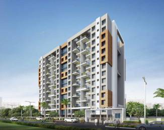 1084 sqft, 2 bhk Apartment in Giri Benchmark Tower Adgaon, Nashik at Rs. 38.0000 Lacs
