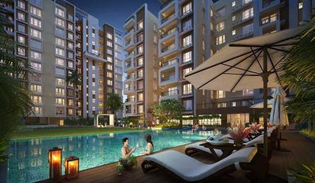1221 sqft, 3 bhk Apartment in Diamond Navita Madhyamgram, Kolkata at Rs. 37.8510 Lacs