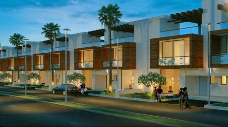 810 sqft, 3 bhk Villa in Frenden Housing Friends Homes Sunny Enclave, Mohali at Rs. 42.9000 Lacs