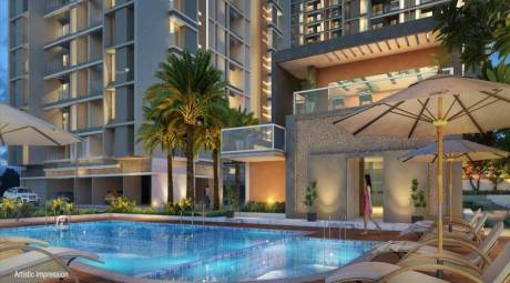 1045 sqft, 2 bhk Apartment in Pyramid Atlante Tathawade, Pune at Rs. 55.5000 Lacs