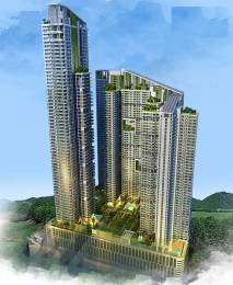870 sqft, 3 bhk Apartment in Omkar The BLISS Collection Malad East, Mumbai at Rs. 2.1400 Cr