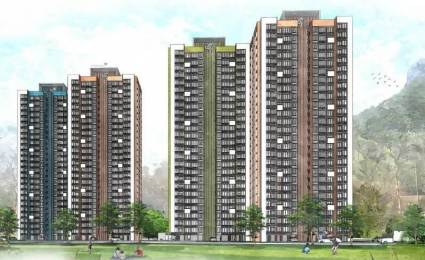 520 sqft, 1 bhk Apartment in Wadhwa Wise City Panvel, Mumbai at Rs. 44.0000 Lacs