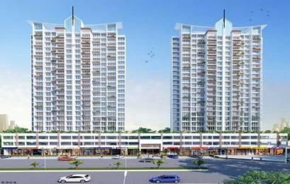 795 sqft, 1 bhk Apartment in Neelkanth Sunberry Ghansoli, Mumbai at Rs. 80.0000 Lacs