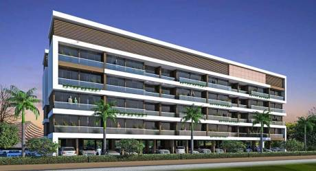 731 sqft, 1 bhk Apartment in Mahaavir Majesty Phase II Taloja, Mumbai at Rs. 67.0000 Lacs